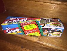 1992 Topps Baseball Card  Sealed complete set MANNY RAMIREZ Rookie RC!!