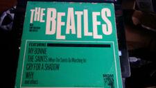 THE BEATLES<>W/TONY SHERIDAN & GUESTS<> STEREO 1964 MGM SE 4215<>OOP