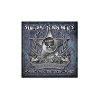 """SUICIDAL TENDENCIES """"NO MERCY FOOL! / THE..."""" CD NEW!"""