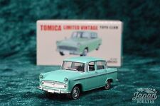 [TOMICA LIMITED VINTAGE LV-06a/06b 1/64] TOYOPET CORONA 1500 TOYS CLUB (Green)