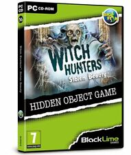 Witch Hunters Stolen Beauty Hidden Object PC Game CD ROM - New