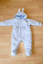 ❤NEU Baby Plüsch Winteroverall,Schneeanzug Giraffe Gr.56,62,68
