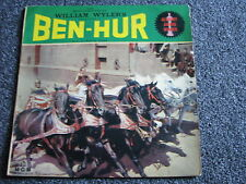 Ben HUR-WILLIAM WYLER's 7 ps-4 track EP-France - 45 giri/min-MGM