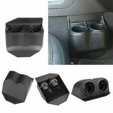 Black Travel Water Auto Dual Cup Holders For Corvette C5 C6 Gmc 1997-2013 Usa