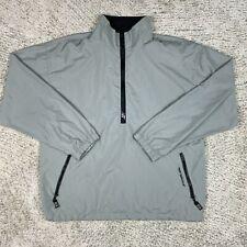New Balance Pullover Jacket Mens X-Large Running Jogging 1/2 Zip Vented Pockets