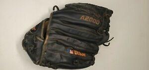 "Wilson A2000 Pro Stock Prostock L 11.25"" Baseball Glove Left Hand Throw LHT"