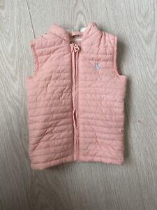 Baby Girl Joules Gilet Jacket 3-6 Months Tu Zara Next H&M