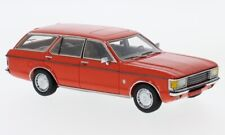 Ford Granada Mk I Tournament, Bright Red, 1972 1:43 NEO SCALE MODELS 49503 * NEW...