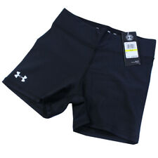 Under Armour Women's Black Compression Shorts | Select Your Size | NWT