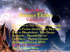 CD - 7 Audio Books - Science Fiction - Plus 25 Bonus Audio Books