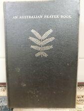 An Australian Prayer Book 1978 Church of England Sydney Australia Hardcover