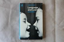 Language and Learning James Britton - Pelican Books