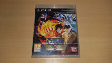 ONE PIECE PIRATE WARRIORS 2 // JEU NEUF PLAYSTATION 3 PS3 VF