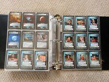 Star Trek CCG The Motion Pictures TMP Near Complete Set M/NM no UR or DA