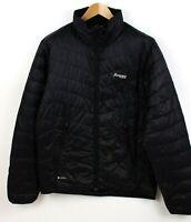 BERGANS OF NORWAY Men Duck Down Waterproof Puffer Jacket Coat Size L ABZ357
