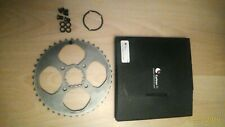 Carbon Ti X-Ring MTB SRAM X Sync Ti Chainring para Truvativ,SRAM X0,X9 TOP!!