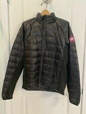 OVO x Canada Goose Hybridge Lite Drake Collaboration-Black XL-October's Very Own