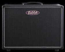 "Budda 1X12"" 75-Watt Closed Back Extension Guitar Speaker Cabinet BRS-08100 New"