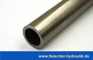Zylinderrohr, HPS-Rohr, geschweisst, blankgezogen, AD40/ ID32mm  nach EN10305-2