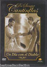 Un Dia Con El Diablo DVD NEW Por Siempre CANTINFLAS Brand New SEALED