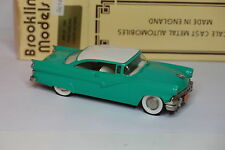 BROOKLIN BRK 23 1956 FORD FAIRLANE 2 DOOR VICTORIA 1/43