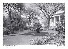 "~Post Card~""Chippewa Square""-1930's-(On Forest Gump)*Savannah Georgia (#123)"