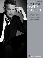 The Best of David Foster 2nd Edition Sheet Music P V G Composer Collec 000313016