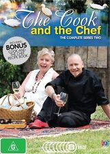 THE COOK AND THE CHEF - Complete Series 2 8 x DVD Box Set 2009 ABC Second Season
