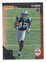 2018 Panini Instant DJ Moore RPS First Look Rookie Card /212