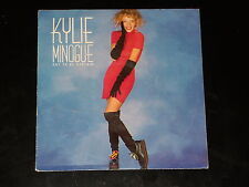 45 tours SP - KYLIE MINOGUE - GOT TO BE CERTAIN - 1988