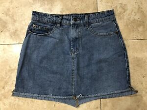 Francesca's Miami Jean Skirt. Very Good Condition. Size M