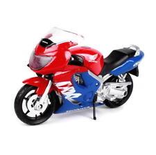 Maisto BMW S1000rr Metálico Green 1/18 moto bicicleta