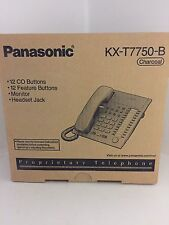 Panasonic KX-T7750=B Advanced Hybrid System Telephone  NEW