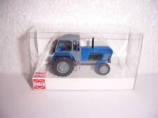 Busch 42837 Traktor Fortschritt ZT 300 Blau/Grau  DDR VEB 1:87 NEU OVP