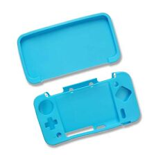 Turquoise Blue Silicone Gel Cover Case for NEW Nintendo 2DSXL 2DS XL Console