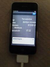 Apple iPhone 3GS - 16GB - Black A1303 (GSM).