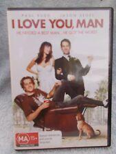 I LOVE YOU MAN PAUL RUDD JASON SEGAL DVD MA R4
