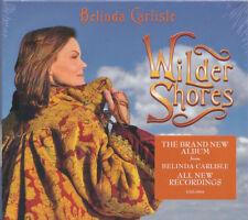 Belinda Carlisle – Wilder Shores (2017)  CD  NEW/SEALED  SPEEDYPOST