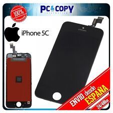 Pantalla LCD RETINA + Tactil completa para iPhone 5C NEGRO SCREEN CALIDAD A++