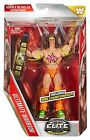 WWE Ultimate Warrior Action Figure Elite Series Mattel Toy NEW IN STOCK