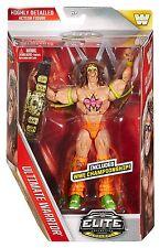 WWE Ultimate Warrior Action Figure Elite Series Mattel Toy NEW IN STOCK