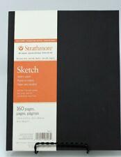 """NEW Strathmore Sketch Journal, 7.75"""" X 9.75"""", 160 pg, Art Journal"""