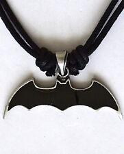 Batman wings pewter pendant boys girls necklace  P0015
