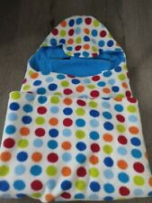 Pram,Bouncer and Car Seat Cosy Warm Blanket