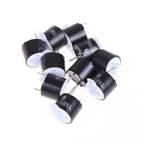 10pcs 5V Mini Magnetic Active Buzzer Continous Beep Alarm Ringer Black