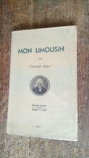 Mon Limousin présenté aux enfants par Grande Amie / G. - Michel Coissac