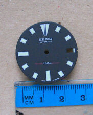 - Dial & Hands Set made for SEIKO 7002  DIVER Automataic NEW