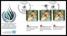 Nations Unies (Série les droits de l'homme) 1989 FDC - 1