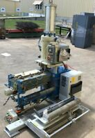 "H&H Maschinenbau Roll Coater Thermo 650 V46 Glue Applicator 26"" Applicator"