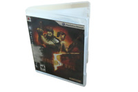 Resident Evil 5 (PlayStation 3 PS3) - DISC & Artwork ONLY  No Manual Fun Game!